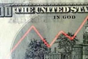 В обменниках доллар перевалил за 9 грн