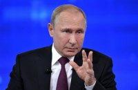Путин призвал Европу потребовать от Украины выполнения минских соглашений