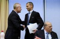 Стала известна причина приезда президента УЕФА в Украину
