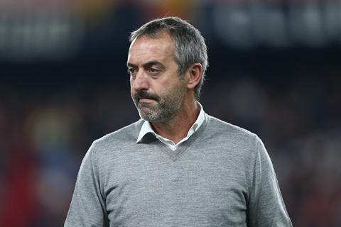 Мілан звільнив чергового головного тренера