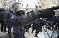 МВД усилит меры безопасности в Киеве 18 февраля