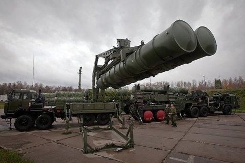 Туреччина купить російські С-400, незважаючи на загрозу санкцій США