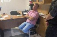 Начальника будівельного управління Міноборони затримали за підозрою в хабарі