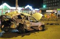 В ужасном ДТП на Московском проспекте погиб молодой парень