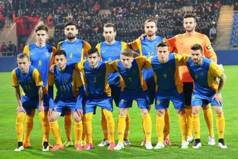 Косово прийняли в УЄФА