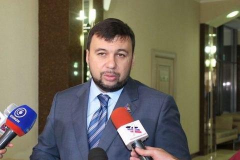"""Главарем """"ДНР"""" стал Пушилин (обновлено)"""