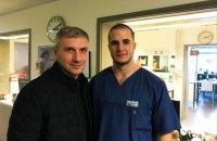 Прооперованого активіста Михайлика виписали з лікарні в Мюнхені