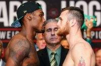 """Джермалл Чарлі яскраво """"зрубав"""" претендента і захистив пояс чемпіона WBC у середній вазі"""