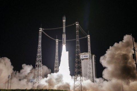 Ракета Vega з українським двигуном зазнала аварії під час запуску