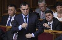 Захарченко: милиция не мешает акции оппозиции
