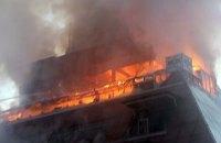 При пожаре в корейском фитнес-центре погибли 29 человек