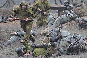 На выходных Одессу освобождали от фашистов