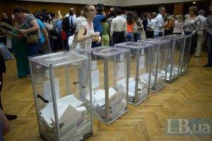 Київський тервиборчком заявив про явку 68% виборців на виборах мера Києва та Київради