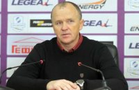 Клуб Української прем'єр-ліги призначив нового головного тренера