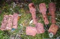 В Житомирской области мужчина подорвался на мине времен Второй мировой войны, которую хранил в сарае