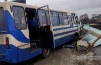 Водій шкільного автобуса помер за кермом у Кам'янському