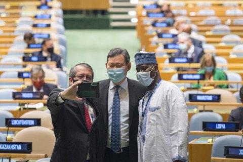 Очень циничная ООН, или 75 лет ни войны, ни мира