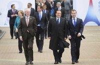 """Лидеры """"Большой восьмерки"""" призвали Каддафи отдать власть"""
