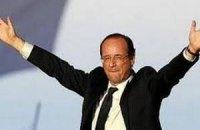 Олланд вступил в должность президента