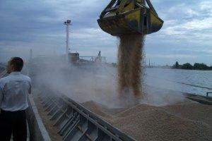 Украина резко увеличила экспорт сельхозпродукции