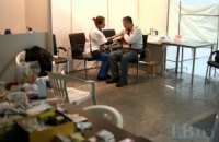 Одного из пострадавших от взрыва на Майдане отправили на лечение в Польшу