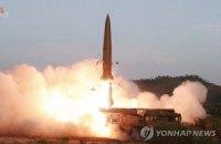 Північна Корея втретє за вісім днів запустила балістичні ракети