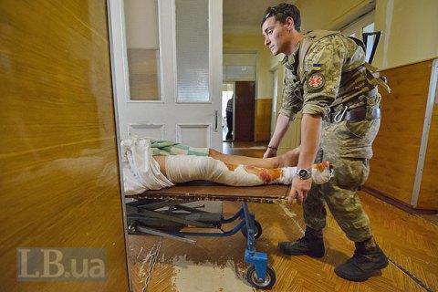 Пять военных погибли, до 26 ранены в бою на Светлодарской дуге (обновлено)