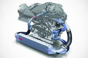 Audi розробляє електричний турбонагнітач