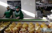 Украина бьет рекорды по импорту сыра