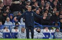 """Фанаты """"Челси"""" скандировали оскорбительные кричалки в адрес своего главного тренера в матче с """"МанЮнайтед"""""""