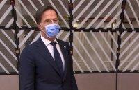 Прем'єр-міністр Нідерландів виключив свою участь у можливому саміті з Путіним