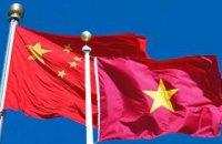 Китай і В'єтнам домовилися уникати суперечок у Південно-Китайському морі