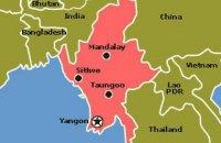 Из Мьянмы бежали 90 тысяч мусульман-рохинджа