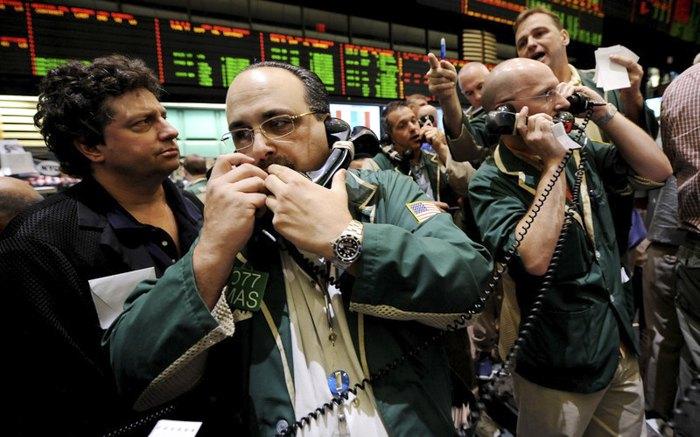 Нью-йоркская товарная биржа, США