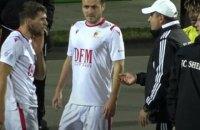 """Вернидуб став учасником бійки гравців """"Шерифа"""" і """"Мілсамі"""" в чемпіонаті Молдови"""