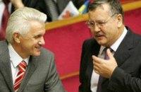 Литвин не захотів бути на суді над Гриценком