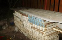 У жителя Киевской области нашли пять тонн радиоактивного металлолома