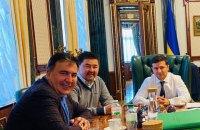 Казахский миллионер Сейсембай встретился с Зеленским
