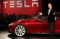 Акції Tesla подешевшали на 6,49% після включення в індекс S&P 500