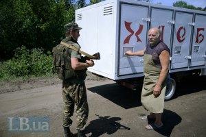 З Луганська масово втікають терористи під виглядом мирних жителів, - очевидці