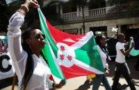 США не визнали державний переворот у Бурунді