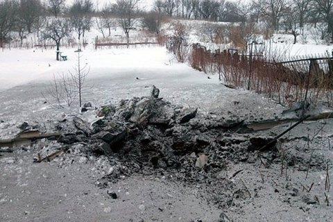 У Авдеевки в результате обстрела погиб украинский военный