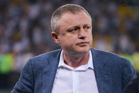 """Суркіс назвав покарання """"Динамо"""" """"повним свавіллям"""""""