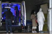 В Україні за добу виявили понад 9 тис. хворих на ковід, 4 250 осіб госпіталізували