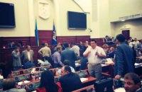 Профсоюзы чернобыльцев и афганцев опасаются, что выборы нового Киевсовета затянутся на два года