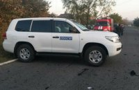 ОБСЕ разместит наблюдателей на линии фронта и на границе с Крымом