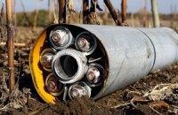 ООН встревожена информацией об использовании кассетных боеприпасов в Украине