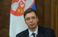 На выборах президента Сербии побеждает Александр Вучич
