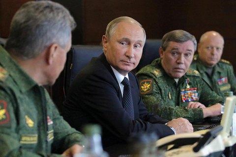 Генштаб России пригрозил ударить по флоту и авиации США