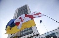 Украина и Грузия подписали соглашение о безвизовом въезде по внутренним ID-картам